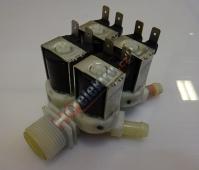 4 cestný napouštěcí ventil na pračku BRANDT WTD 6384 K  ( 1 rok použitý )