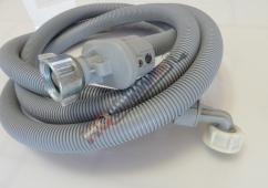 AQUASTOP BEZPEČNOSTNÍ přívodní hadice na pračku / myčku 2,5m s nerezovým sítkem