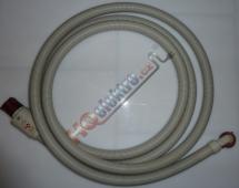 AQUASTOP přívodní hadice 4m ( 3,9 m ) s nerezovým sítkem