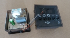 Elektronika - hodiny - hodinky digitální sporáku MORA ( 5 tlačítek )