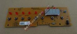 Elektronika ( modul ) myčky BRANDT VI 320 , AX 545 .. ( 7234.5)