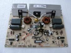 ELEKTRONIKA VARNÉ DESKY CANDY CI 640C