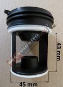 filtr ( vložka filtru ) čerpadla pračky INDESIT  1