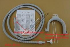 Hadička pro odtok kondenzátu k sušičce prádla ( 2,05 metru ) pro sušičky LORD