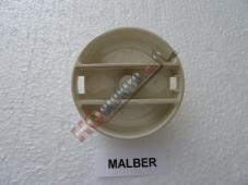 knoflík  spodní část MALBER