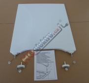 Kovový příklop pro sporáky MORA šíře 50 cm ( 2011 - 2017 )