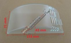 Kryt osvětlení ( žárovky ) do lednice LIEBHERR