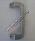 madlo lednice - mrazničky BEKO ( stříbrné - pevné )