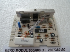 MODUL - elektronika  PRAČKY BEKO   600 ot