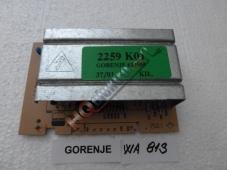 modul - elektronika  pračky Gorenje WA 813 KOMIS