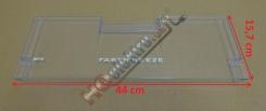Nejhornější odklop ( kryt ) úložného prostoru mrazáku SNAIGE F27FG  ( 44 x 15,7 cm )