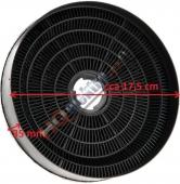 Originální uhlíkový filtr do odsavače CANDY, HOOVER , BAUMATIC   ( KFC6918 )