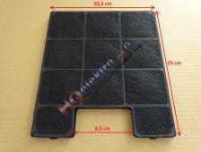 Originální uhlíkový filtr pro recirkulaci do odsavače AMICA OKC 623 S , OKC 624 S , OKC 911 R , OKC 951 S , OKC 952 G , OKC 954 S , OWC 931 G , OWC 952G ,  OWC 9673 I