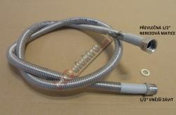Plynová hadice ke sporáku 1,5m