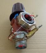 Plynový ventil ( kohout ) s termočlánkem na vyvařovací ktel KOVO BELUŠA DK 50