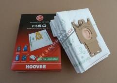 SÁČKY HOOVER H60 ( 4 KS )  TELIOS PLUS 700W , SENSORY  700W , SILENT ENERGY 700W, PUREPOWER 700W, FREEMOTION 700W